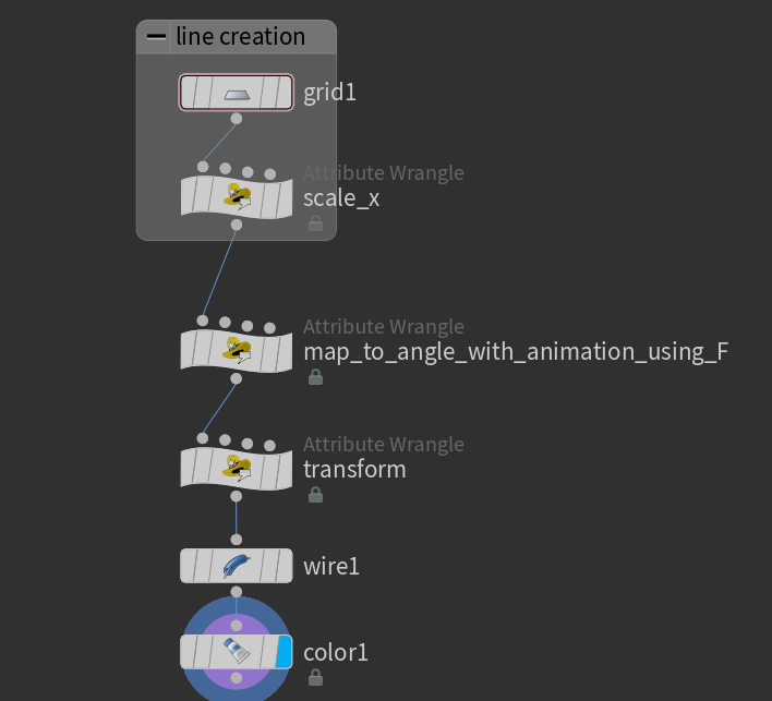 Animation: Motion Inside VEX or Python code | Houdini Tech Blog